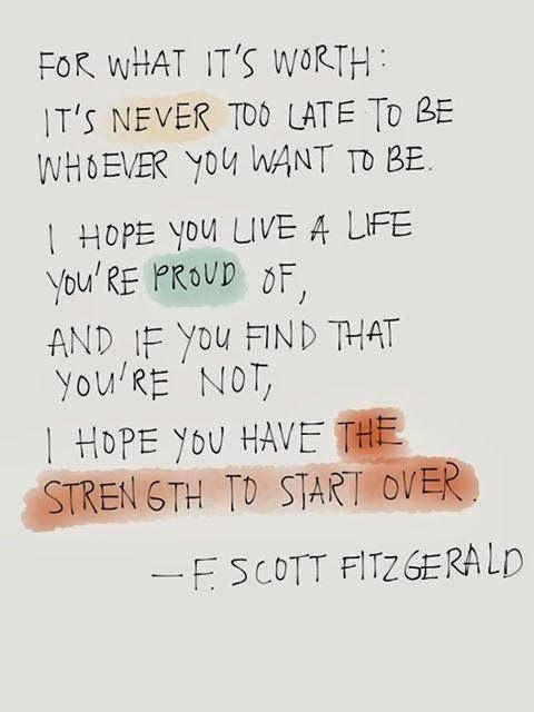 F.ScottFitzgerald